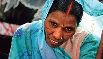Femme au foyer datant de l'Inde
