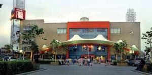 Un centre commercial  très populaire dans la région de Delhi, le « Great India Place »