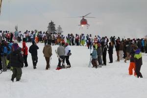 Le développement du tourisme spirituel, à destination des lieux sacrés hindous de l'Himalaya, offre de nombreux débouchés. Airbus Helicopters