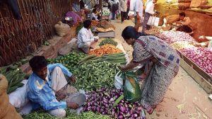 Les prix des produits alimentaires augmentent fortement en Inde. Celui des oignons, par exemple, a été multiplié par six. Crédits photo : Grant Rooney PCL/SUPERSTOCK/SIPA/SIPA